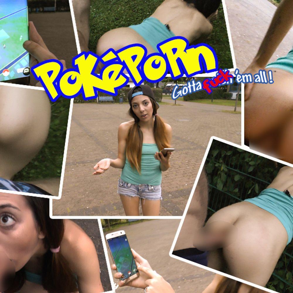 PokéPorn Goo - Bitchachu trifft auf Analomon, der erste deutsche Pokemon Porno!