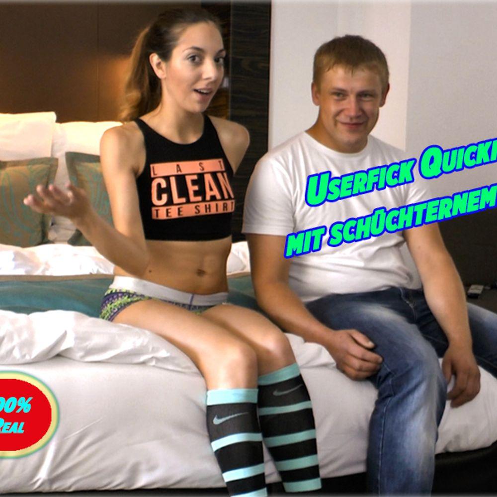 Userfick - Quickie mit schüchternem Fanboy