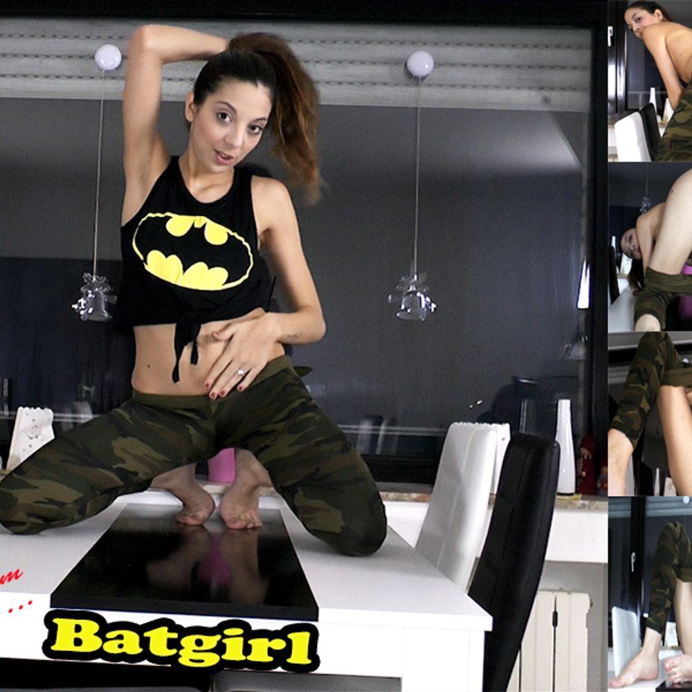 Perverses Batgirl Wixxxanleitung